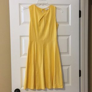 NWOT! Yellow NY&CO dress